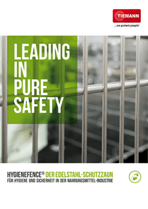 HYGIENEFENCE - leading in pure safety