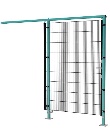 ECONFENCE BASIC LINE 1-leaf sliding doors